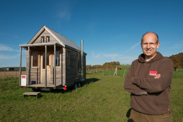 Bad Wildunger baut Tiny Houses
